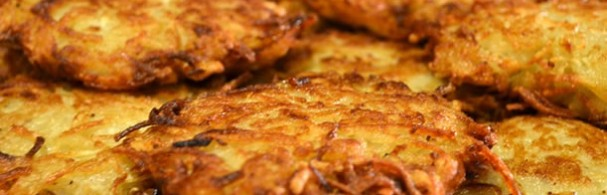 Best Potato Latkes Recipe
