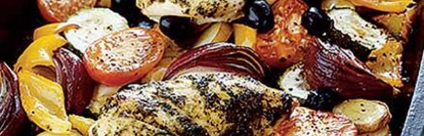 Chicken Mediterranean Recipe
