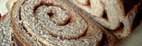 Cinnamon Bun Bread Recipe